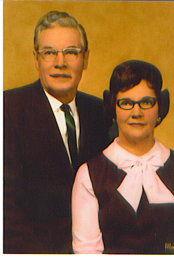Viola and Leroy Willis, CFGC donors